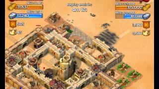AoE Castle Siege PVP - Power of Longbowmen