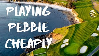 How To Save $2,000 On A Pebble Beach Golf Trip