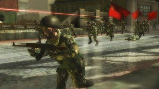 UNSTOPPABLE FULL SCALE RUSSIAN INVASION FORCE HITS AMERICA | Toy Soldiers Gameplay