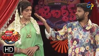 Hyper Aadi Raising Raju Performance   Jabardsth    16th February 2017   ETV  Telugu