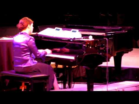 Kim Collingsworth piano solo (His Eye is on the Sparrow) 04-28-12