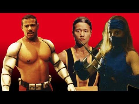 Что стало с актерами игры Mortal Kombat 2