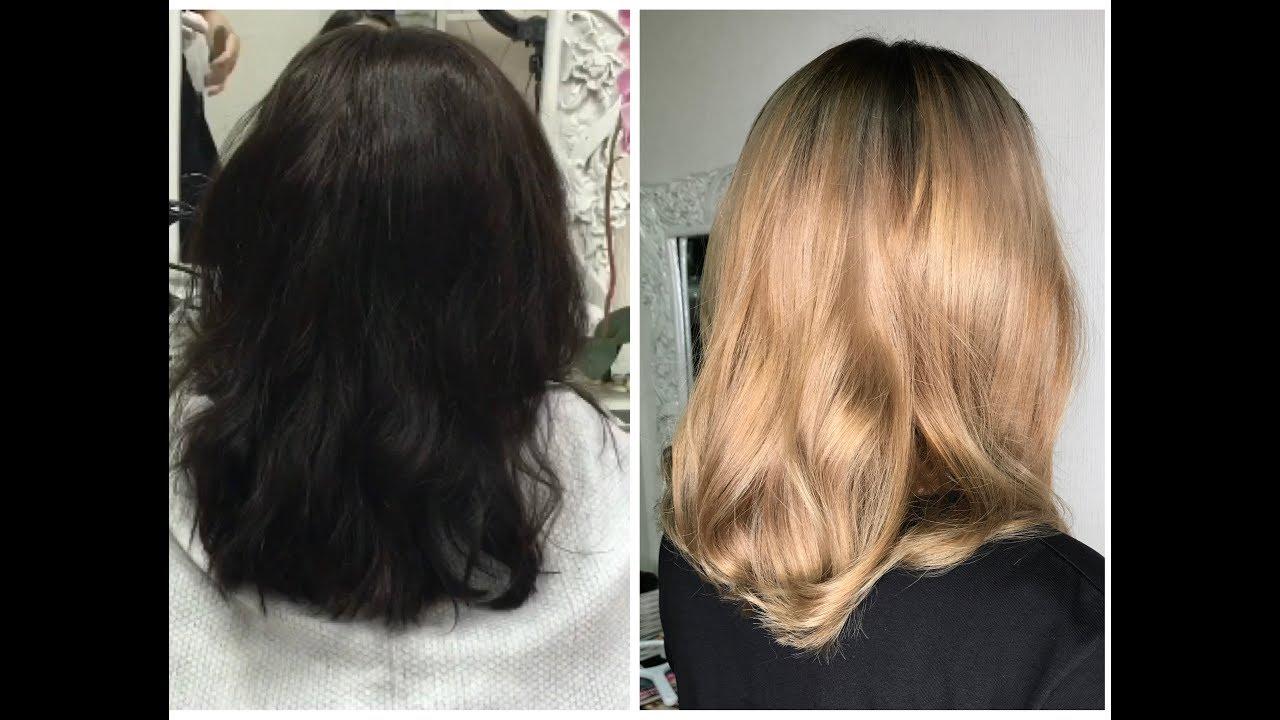 Смывка краски с волос в домашних условиях: 10 рецептов