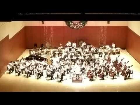 Atlanta Symphony Orchestra  Christmas special.