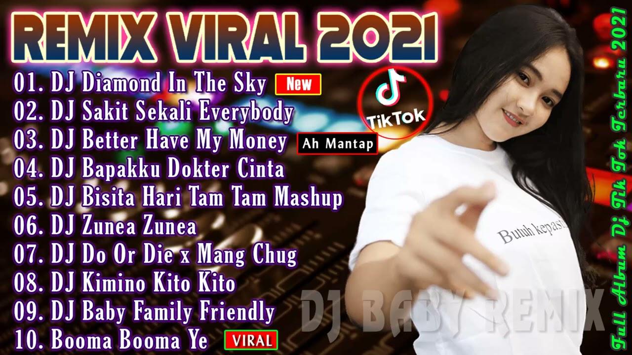 Download DJ TIKTOK TERBARU 2021 - DJ DIAMOND IN THE SKY FULL BASS VIRAL REMIX TERBARU 2021
