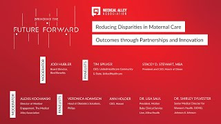 Reducing Disparities In Maternal Care Outcomes Through Partnerships And Innovation Confirmation