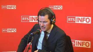 L'invité de la rédaction - Pierre Maudet
