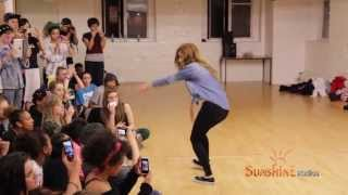 Chachi Gonzales (I.aM.mE Crew) Choreography, You're Not My Girl