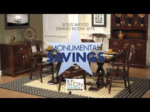 Tri City Furniture Auburn Michigan Youtube