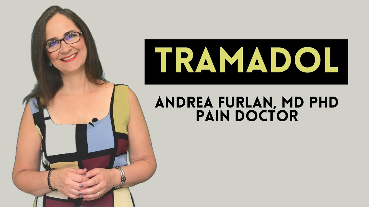 10 Questions about Tramadol for pain: uses, dosages, and risks by Andrea Furlan MD PhD