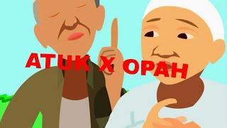 Atuk X Opah - meme upin ipin