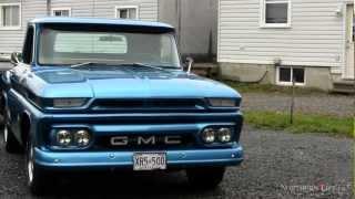 My Car - 1965 short box step-side truck