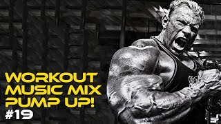Best Workout Music Mix 2017 🔥 Gym Pump Up Music #19