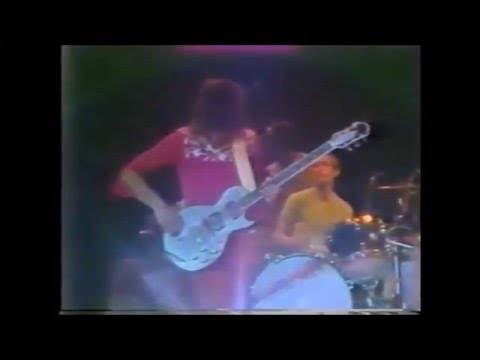 The Rolling Stones - Hot Stuff LIVE EUROPE 76