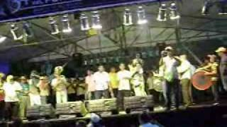 FESTIVAL DEL PORRO ALBORADA 2010 SAN PELAYO