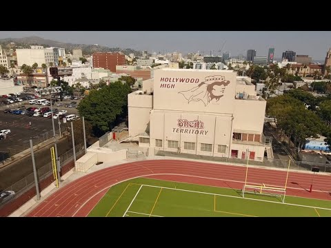 Hollywood High School's New Media Academy and Performing Arts Magnet Recruitment Video