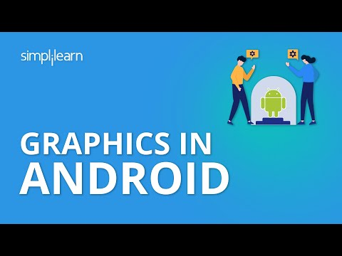Graphics In Android | Android App Development Tutorial For Beginners