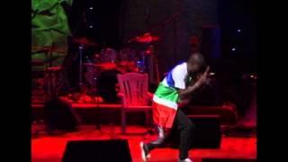 Dr. Bone performs; Soweto Gospel Choir-Nkosi Sikelel