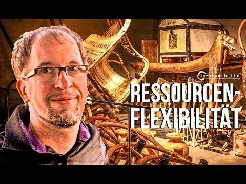 Ressourcen wollen dynamisch & flexibel sein