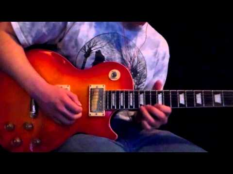Slow Rock Improvisation in Am