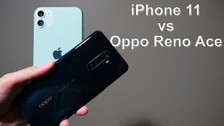 48MP Worth it?! / iPhone 11 vs Oppo Reno Ace Camera Comparison