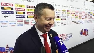 Смотреть видео Россия обыграла Чехию! Что сказал Воробьев после победы онлайн