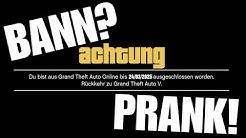ICH WURDE GEBANNT! | ROCKSTAR SUPPORT PRANK | GERMAN/ DEUTSCH | Ju LeX