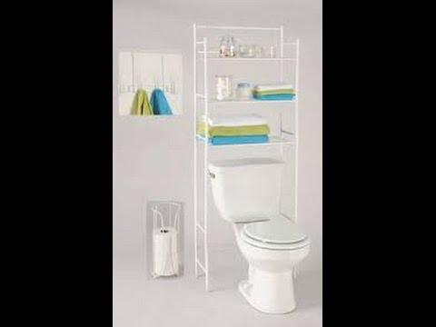 Exquisite 3 Piece Bathroom Organizer