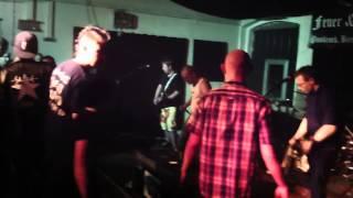 Feuer Flamme Oi Punk Ska Rehau Punx Skins Live