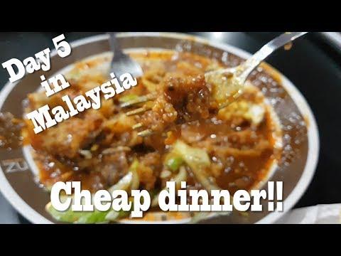 My Malaysia Trip: Day 5 ✈ Sungei Wang Plaza, SkyBar, and Cheap Dinner ✈ Luna Mach