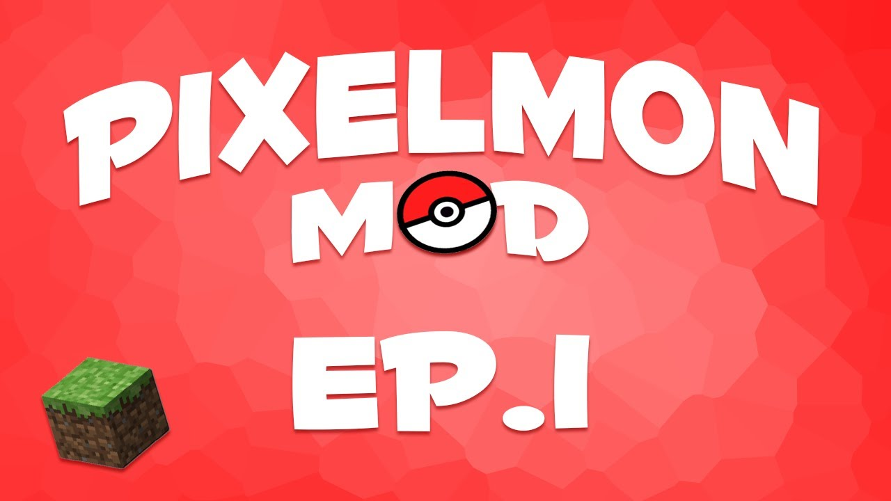 Pixelmon ep 1 i choose you charmander youtube - Pixelmon ep 1 charmander ...