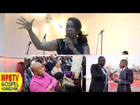 Sandra Mbuyi et Jean Bosco..Plein à craquer-Réveillon 2018
