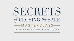 Secrets of Closing The Sale Master Class Review With Kevin Harrington & Zig Ziglar