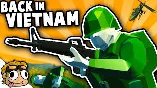 NEW VIETNAM WAR MODS + MAP! | Ravenfield Mod Gameplay
