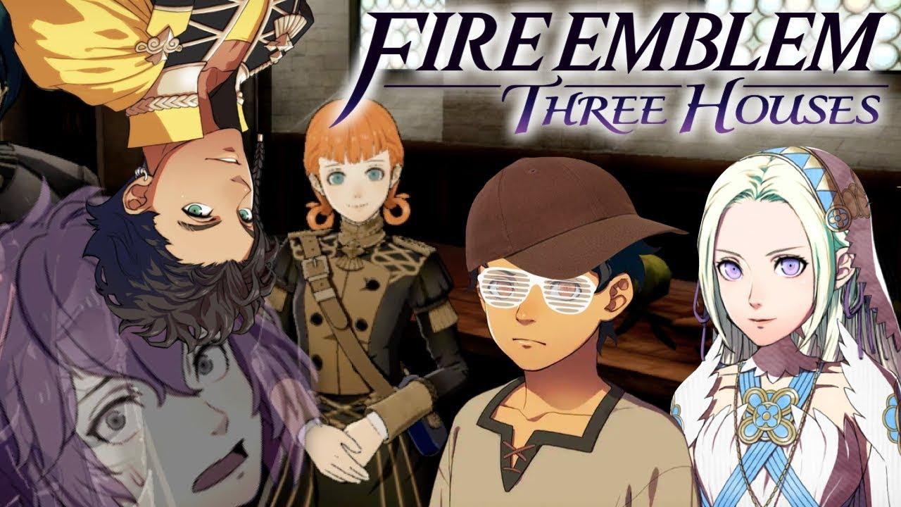 Meme Versations Fire Emblem Three Houses Youtube