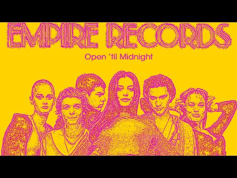 Empire Record (Trailer - bande annonce + 2 Bonus Movies Version 1995) HD - 16.9 - 5.1