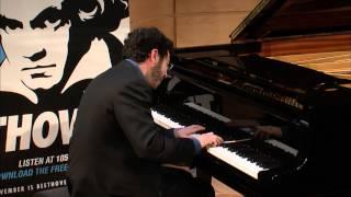 "Michael Brown: Beethoven Sonata No  15 in D Major, Op  28, ""Pastoral"""