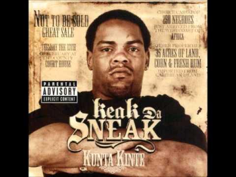 Keak Da Sneak-What A Relief