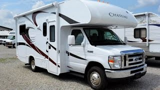 2015 Thor Motor Coach Chateau 22E Walk-thru