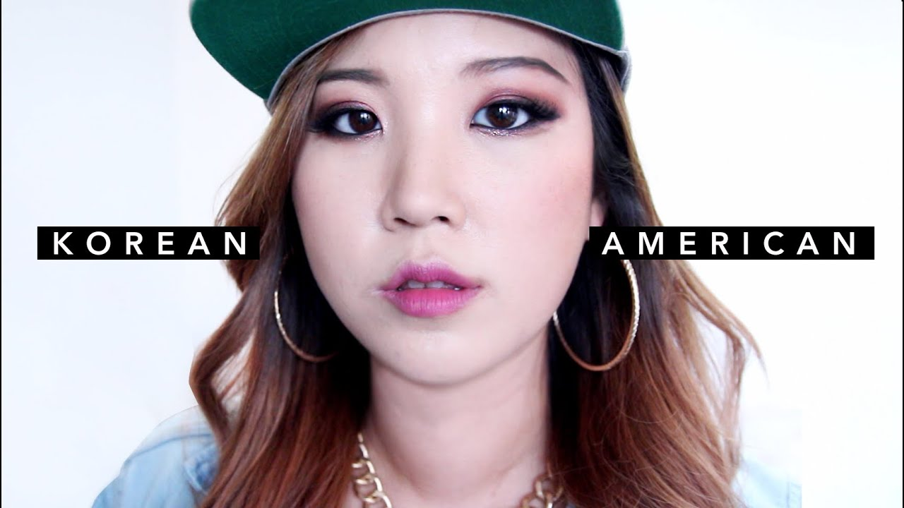 how to look korean with makeup