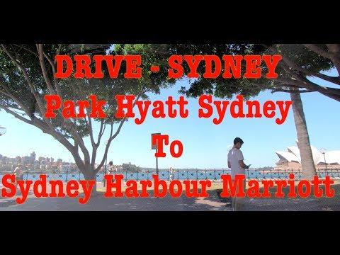 drive- -sydney- -march-2019- -park-hyatt-sydney-to-sydney-harbour-marriott