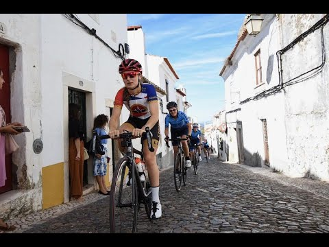RIDING IN PORTUGAL WITH PRO CYCLISTS
