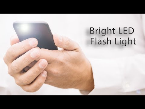 Flashlight Widget Super Brightest Torch Light Free