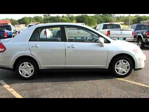 Attractive 2010 Nissan Versa 40 MPG!   Carter County Dodge
