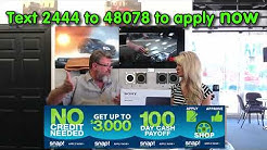 Jessica with Snap Finance at Ocala Car Audio