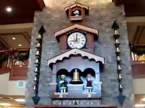 Christmas Place Clock