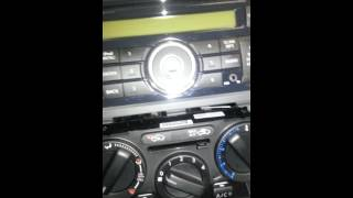 2011 & up Nissan Juke Radio Removal