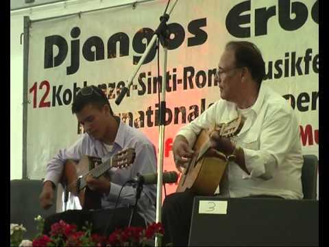 12. Sinti und Roma Musikfest - Manolo und Bawo Reinhardt - von Henny Monzel
