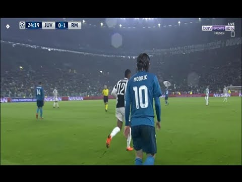Luka Modric vs Juventus Away (03/04/2018) 1080i
