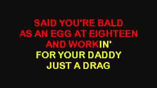 Van Halen & Aerosmith Mama Kin Karaoke Version